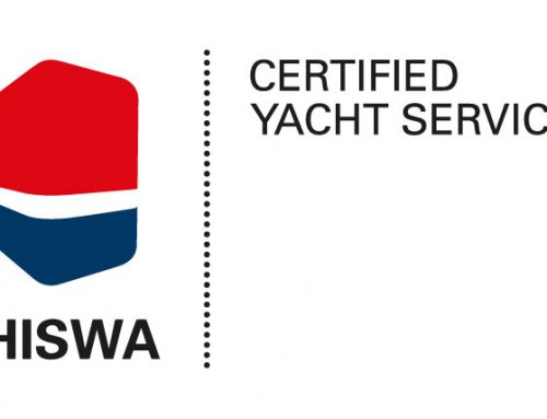 Hiswa Certified Yacht Service
