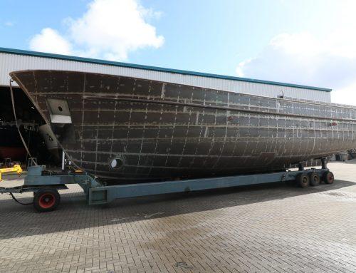 Work in progress Altena Doggerbank 66′ Offshore